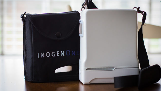 Product Review: Inogen One G4