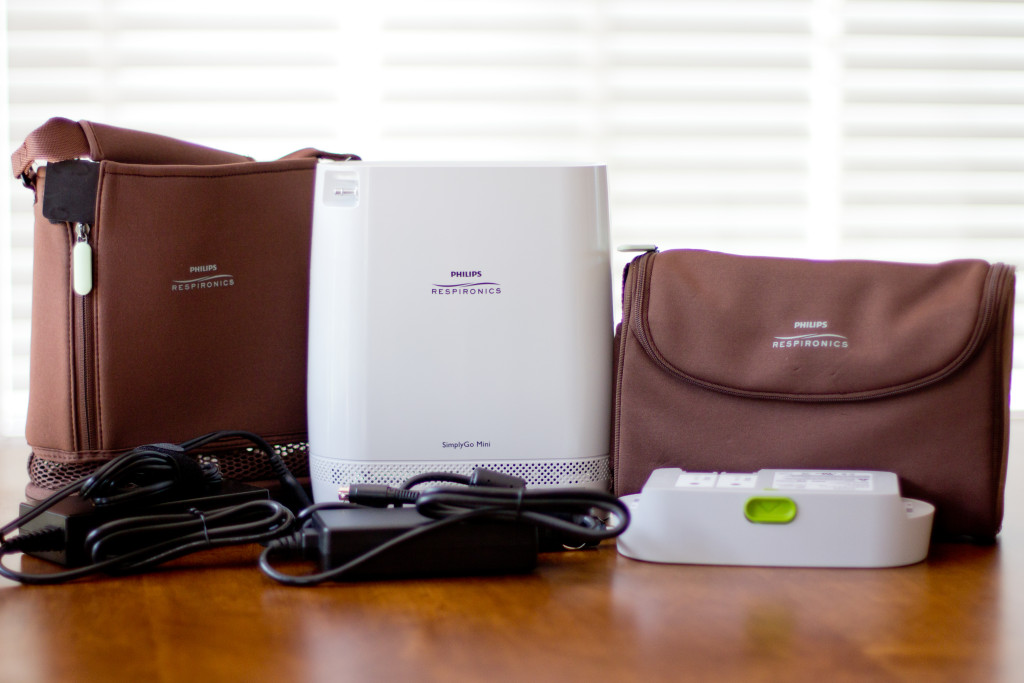 New Philips Respironics SimplyGo Mini Portable Oxygen Concentrator System - PortableOxygenConcentratorNews.org